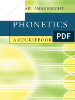Phonetics - A coursebook.pdf