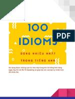 100 thành ngữ thông dụng nhất - Mysheo.com.pdf
