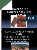 proceso de fabricacion de lladrillo