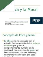 La Etica y La Moral Final FINAL 2016