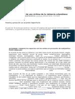 Colombia 3_Reflexión Hijo de Víctima de La Violencia_16!08!28_alumno
