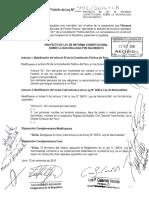 Proyecto de Ley Nº 402-2016-CR