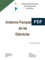 Anatomo-Fisiología de las glandulas