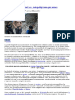 Pandillas de Centroamérica