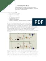 Informe de Carro Seguidor de Luz y Linea