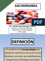 Farmacodinamia