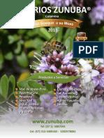 Catalogo Apiarios 2015