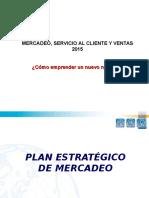 Plan Estrategico de Mercado