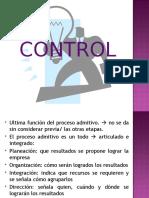 Clase de Control2