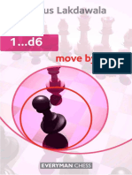 1...d6 Move by Move by Cyrus Lakdawala