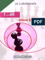 1...d6 Move by Move by Cyrus Lakdawala