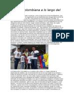 Familia Colombiana a Lo Largo Del Siglo Xx