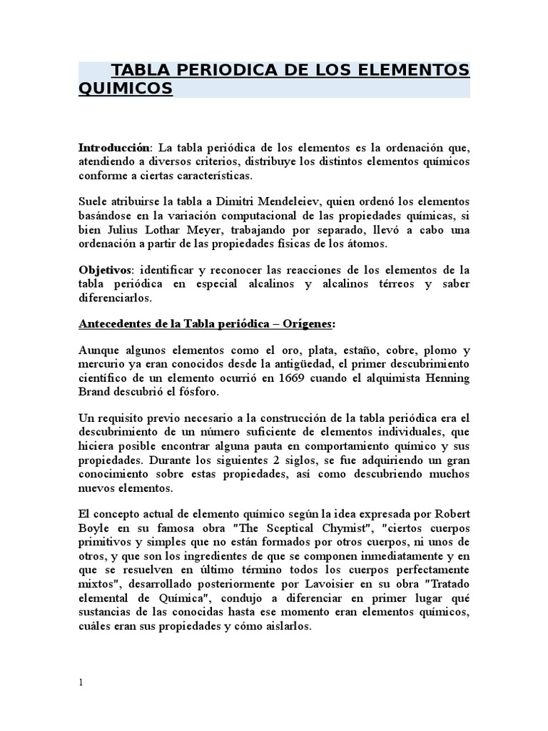 Tabla periodica de los elementos y sus propiedades pdf image introduccion a la tabla periodica de los elementos pdf image introduccion a la tabla periodica de urtaz Image collections