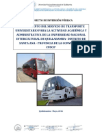 Perfil Buses 2016