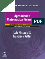 Aprendendo Matemática Financeira - Série Provas e Concursos - Luiz Missagia -2012.pdf