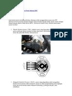 Sepuluh Macam Sensor Pada Sistem EFI