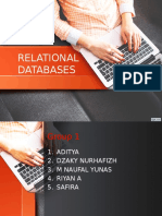 Relational Database Ppt (1)