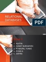 Relational Database Ppt (1)