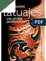 Tatuajes Una Mirada Psicoanlíca