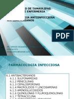 6.1 Antibacterianos