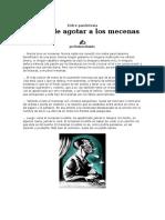 Entre Paréntesis Entrevista a Roberto Bolaño