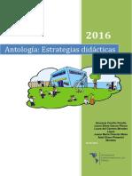 Antología Estrategias Didácticas ULM