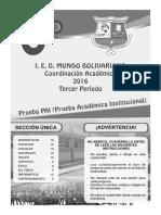 PAI GRADO 6