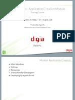 06 - Qt Essentials - Application Creation Module