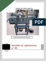 ENSAYO DE CORTE DIRECTO INFORME 5.docx