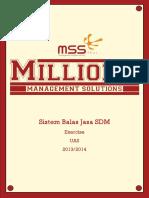 UAS Sistem Balas Jasa SDM 2013 2014