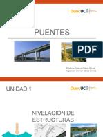 Clase 1 - PUE6201 - 010V (S) - Unidad I Nivelación Estructuras