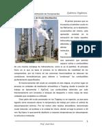 . Fraccionamiento de petroleo e Identificación de Componentes