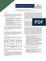 Guías de Aplicación K4 y KA de 2 a 6 HP