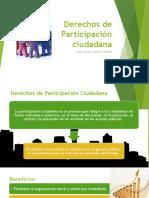 Derechos de Participacion