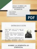 Tratado Sobre Los Sentimientos Humanos by Adam Smith