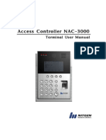 En NAC 3000 Terminal User Manual DC1 0036B Rev C