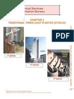 Plaster Assemblies Chapter 03 Three Coat Plaster Stucco
