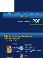 metabolismo fosfo-calcico e nutrição