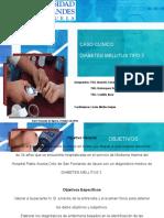 Caso Clinico Diabetes