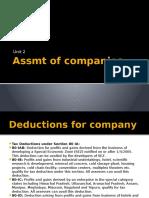 Assmt of Companies
