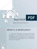 Real Mortgage Final Report