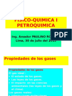 Fisico-quimica i Petroquimica