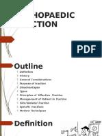 Traction in Orthopedics