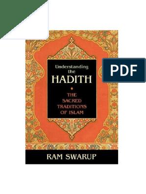 20421879-Understanding-the-Hadith pdf | Quran | Hadith