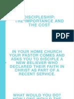 2 Discipleship