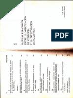 Relacion Entre La Modificacion de Conducta y La Investigacion Fundamental (B.F. Skinner)