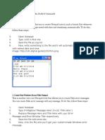 10 Super Cool Notepad Tricks