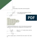 Soal Latihan Matematika Sudut