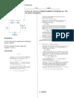 Problem Set 1 - Finals Phys111