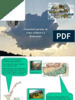 Potential Turistic in Zona Colinara a Romaniei